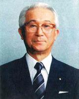 第五代理事長 桝田三郎