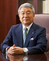 第七代(現在)理事長 大塚 岩男